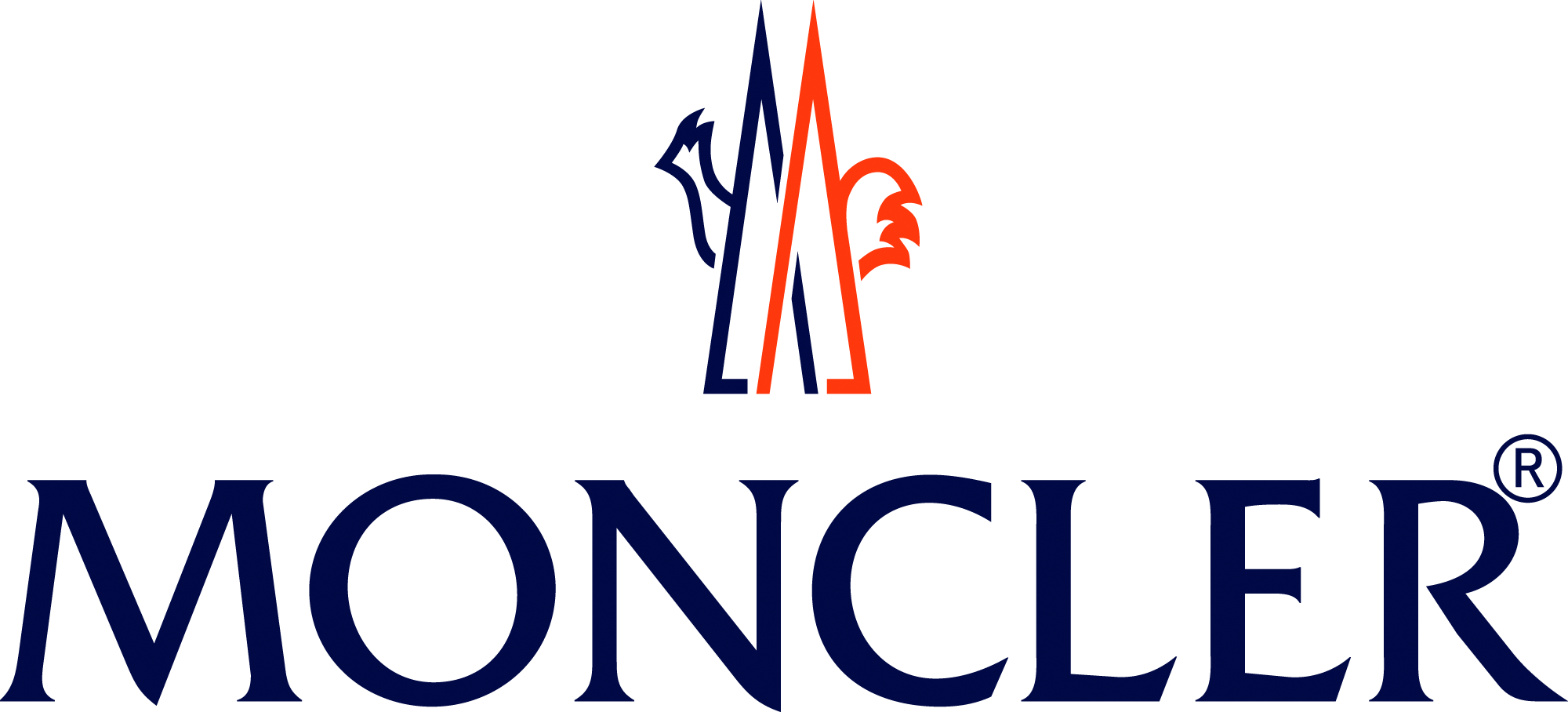 moncler logo innovazione